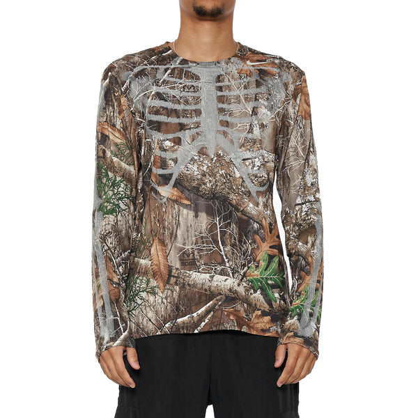 NIKE NRG SKELETON Long Sleeve 2