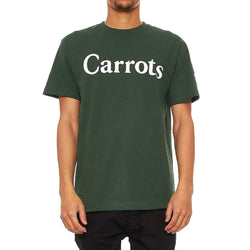 Carrots By Anwar Carrots Wordmark T-Shirt