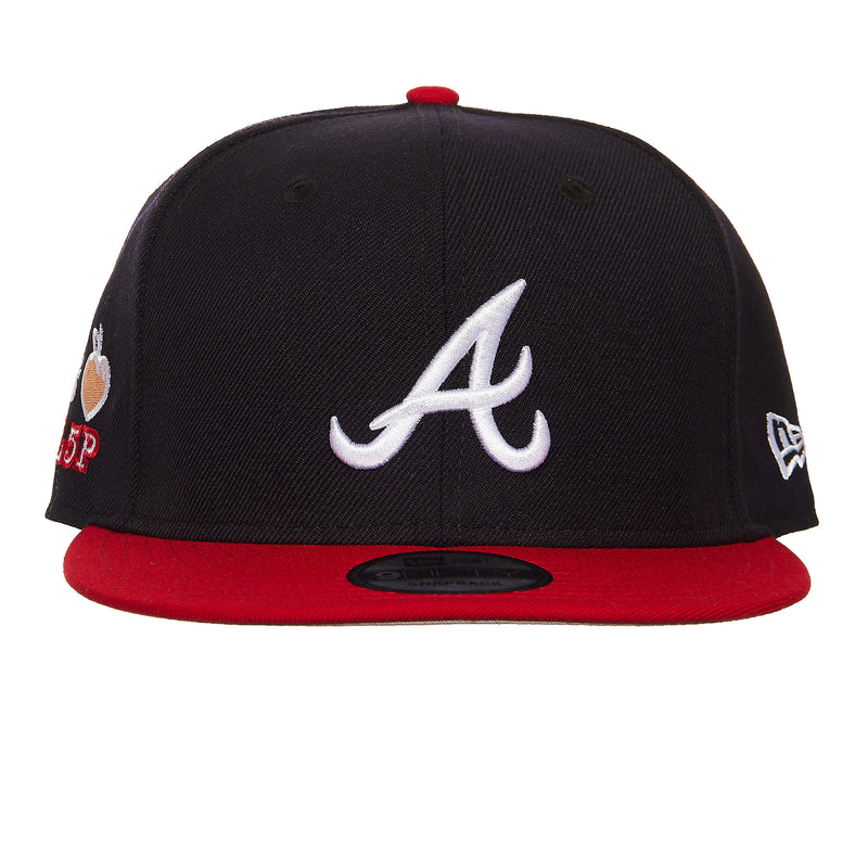 New Era Atlanta Braves x Wish Hat