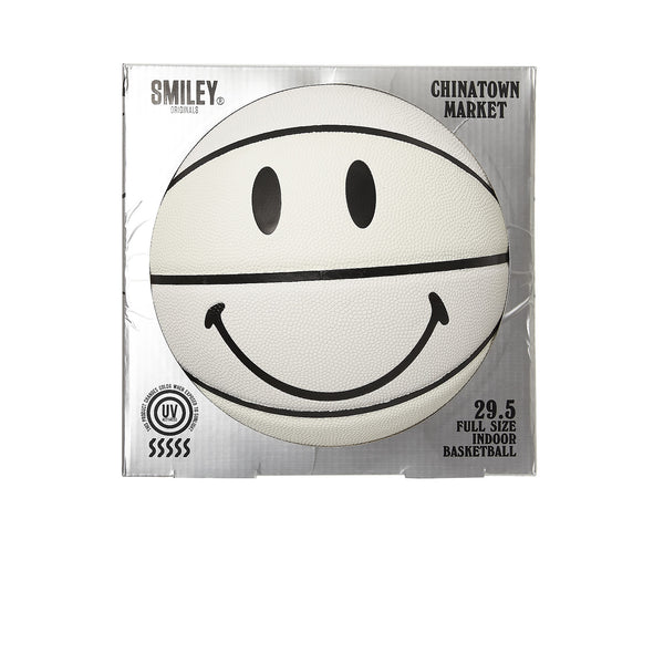 UV SMILEY Basketball by Chinatown Market