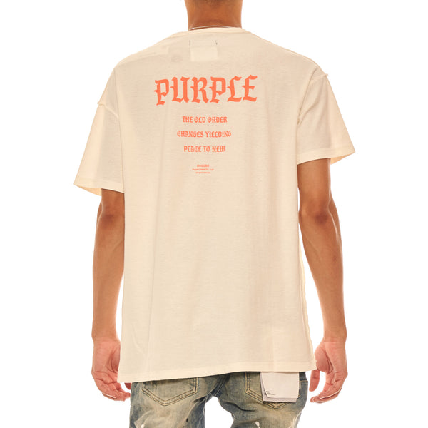 PURPLE RELAXED FIT T-Shirt