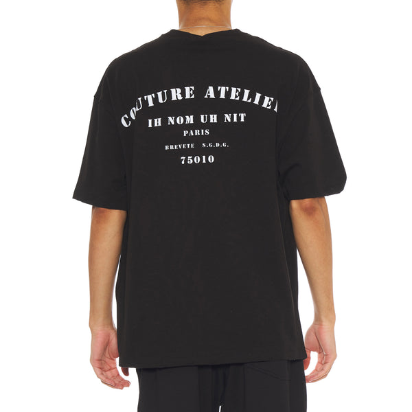 T-SHIRT COUTURE ATEL