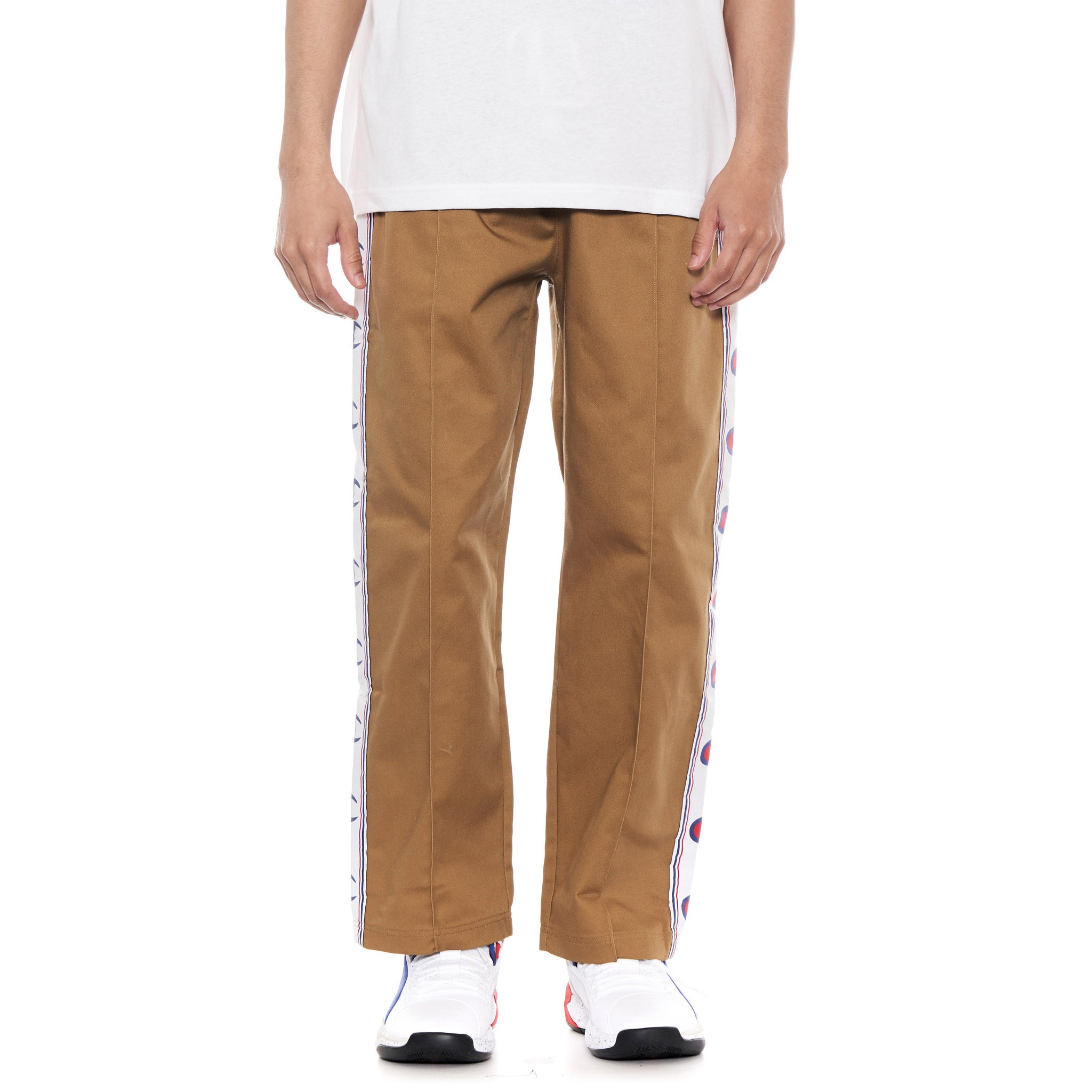 STRAIGHT HEM PANTS