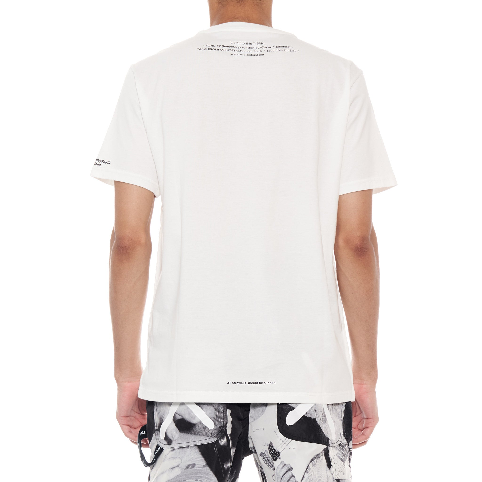 THE SOLOIST PATERSON PHOTO TEE