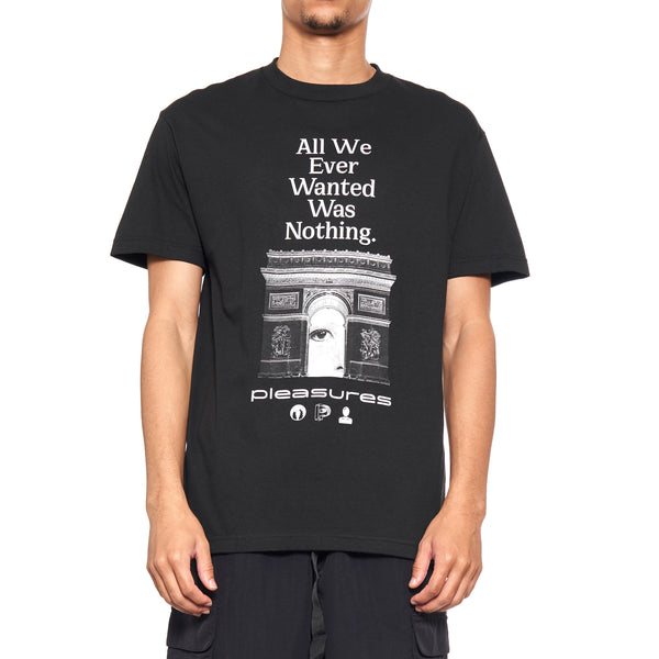 Pleasures NOTHING T-SHIRT
