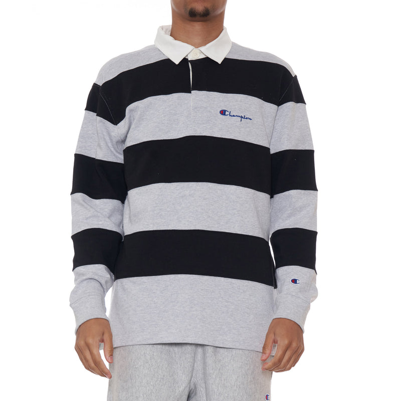 Champion STRIPED POLO