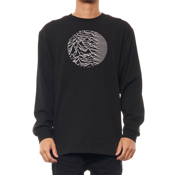 Pleasures x Joy Division Lost Control Long Sleeve Shirt