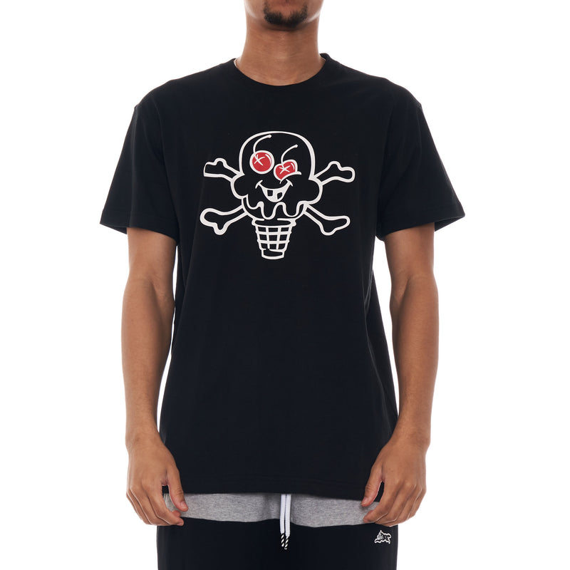 Ice Cream Cone And Bones T-Shirt