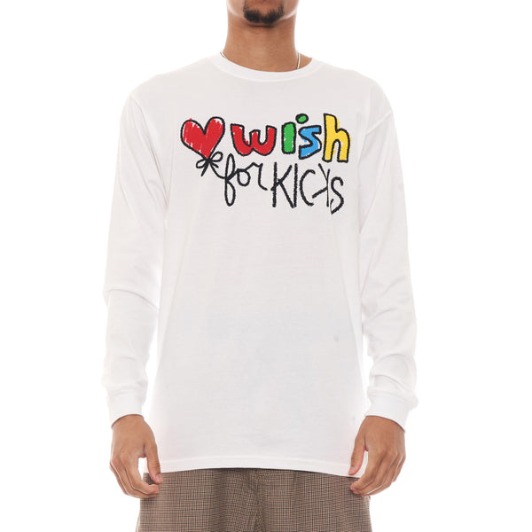 Wish For Kicks Long Sleeve Shirt