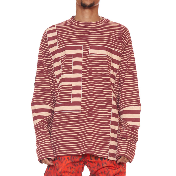 Napa By Martine Rose S-ATIC STRIPE
