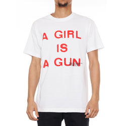 Pleasures Girl Is A Gun Tee