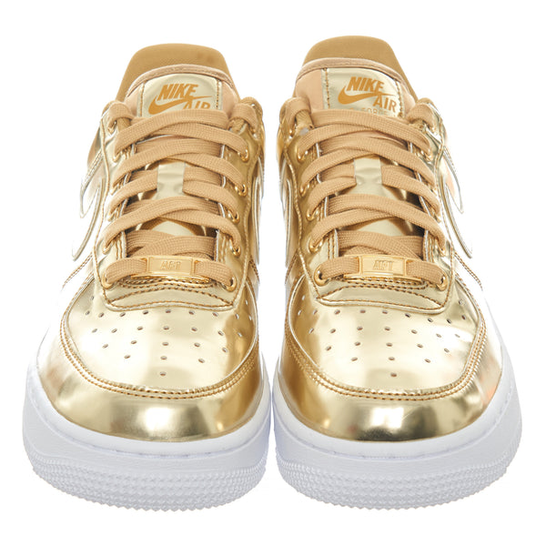 Air Force 1 Low Metallic Gold