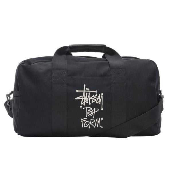 Stussy Deluxe Top Canvas Tool Bag