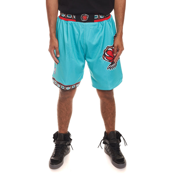 Authentic NBA Shorts VAN Grizz