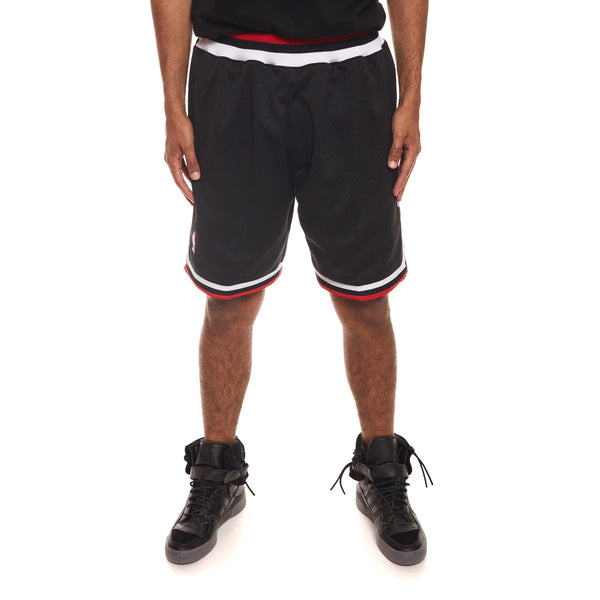 Authentic NBA Shorts Chi Bulls