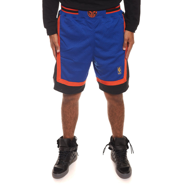 Authentic NBA Shorts NY Knicks