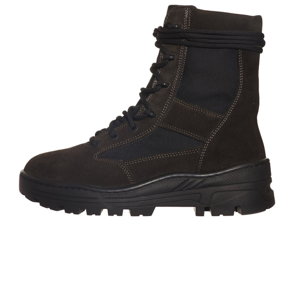 Mens Combat Boot Oil