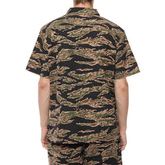 Seersucker Safari Shirt