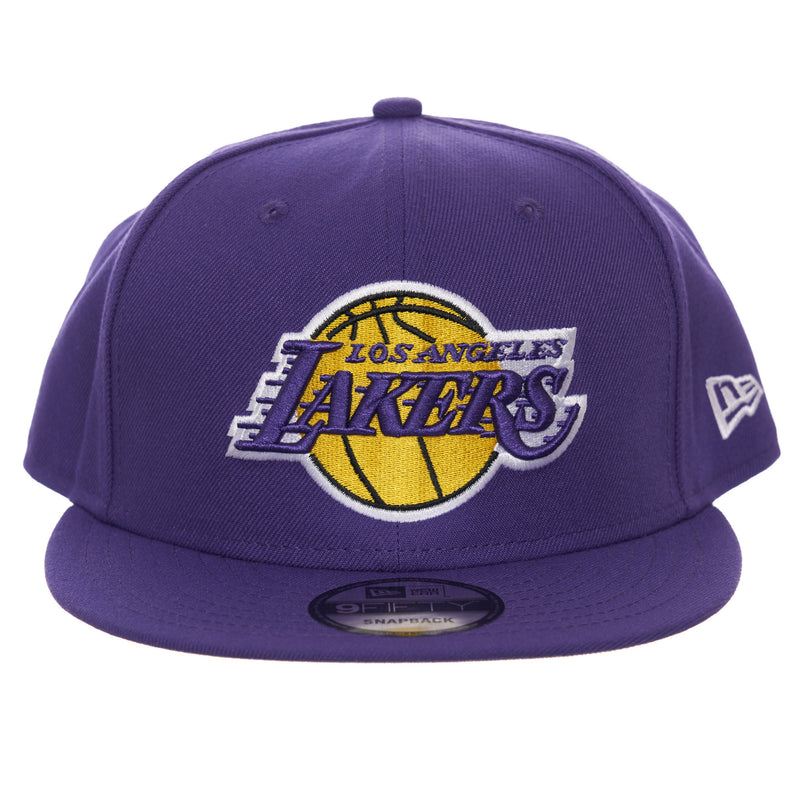 New Era LA Lakers Snapback