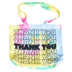 Wish x CHINATOWN MARKET THANK YOU TOTE BAG
