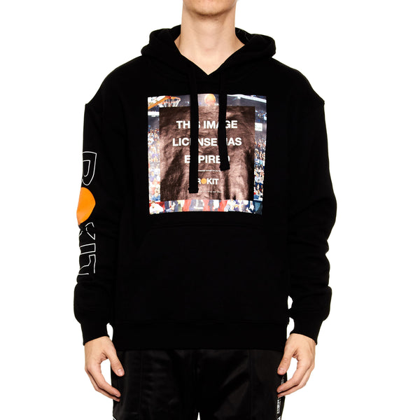 THE LICENSE HOODIE