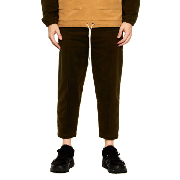 MOLESKIN TAPERED PANT