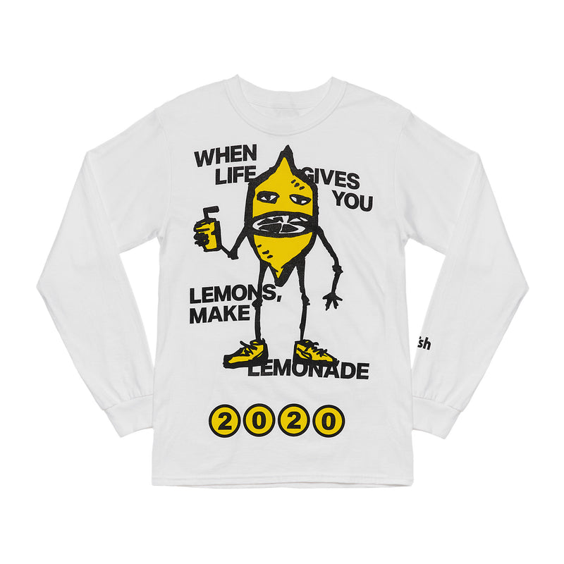 Wish Gallery Lemonade Tee