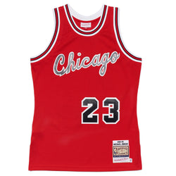 Chicago Bulls Authentic '84 #23 Jordan Jersey