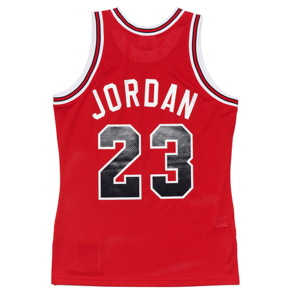 Chicago Bulls Authentic '84 #23 Jersey
