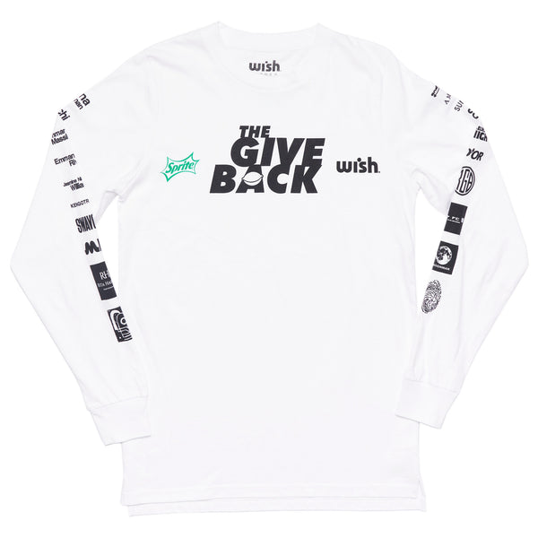 The Give Back Tee