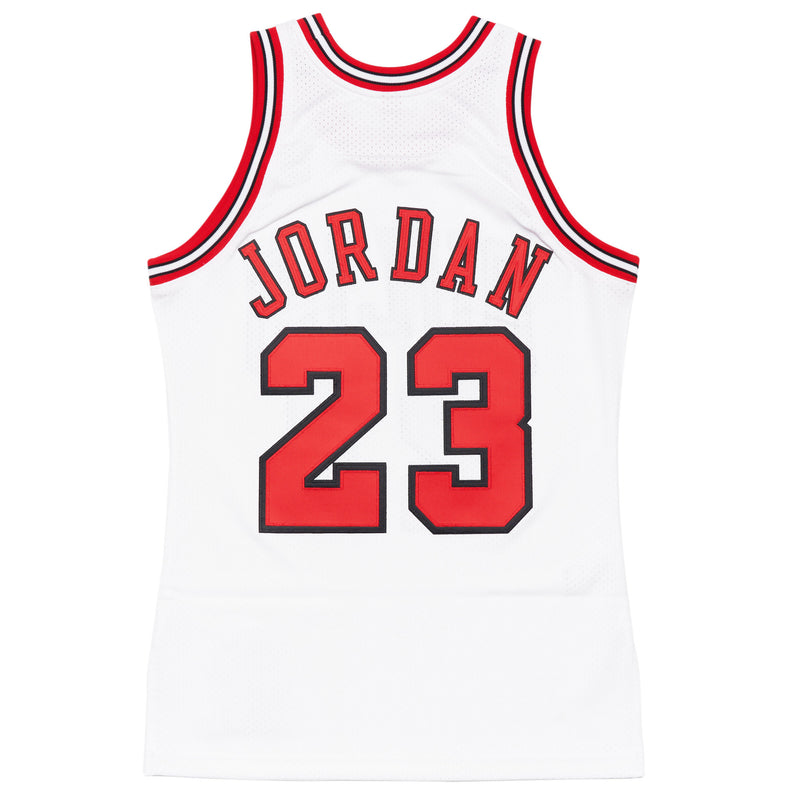 Chicago Bulls Authentic Home '97-98 #23 Jordan Jersey