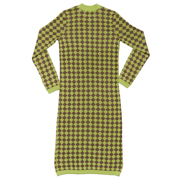 Stussy Melange Checker Dress
