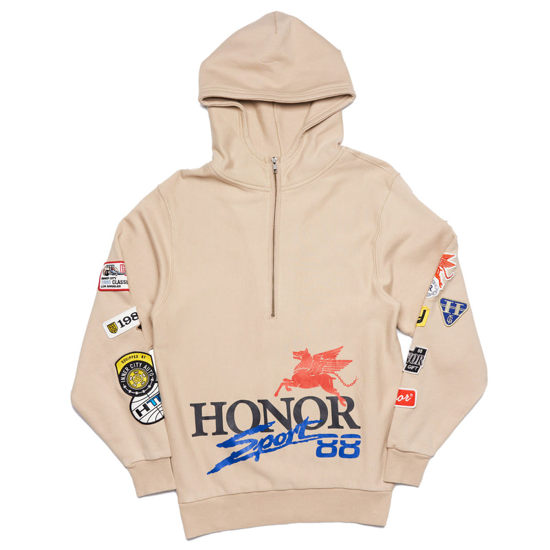 Honor The Gift Decal Sweater