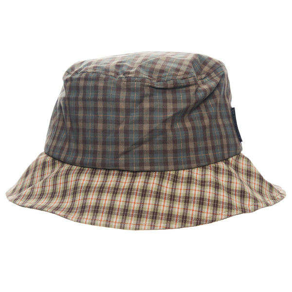 Stussy Mix Plaid Bucket