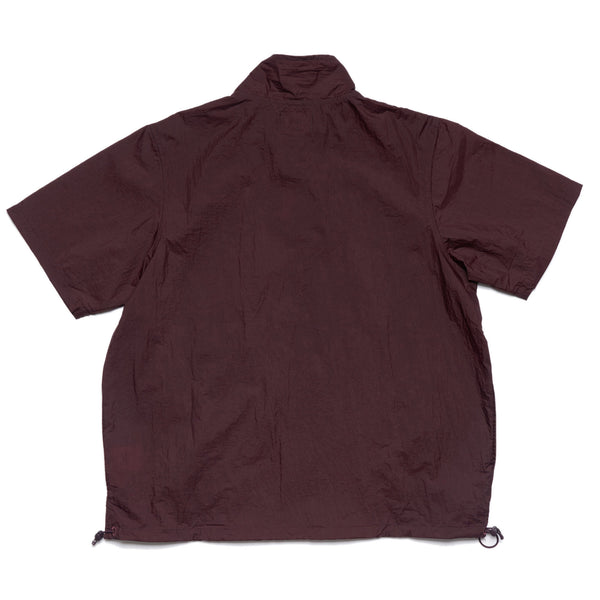 Stussy Nylon Warm Up Shell Top