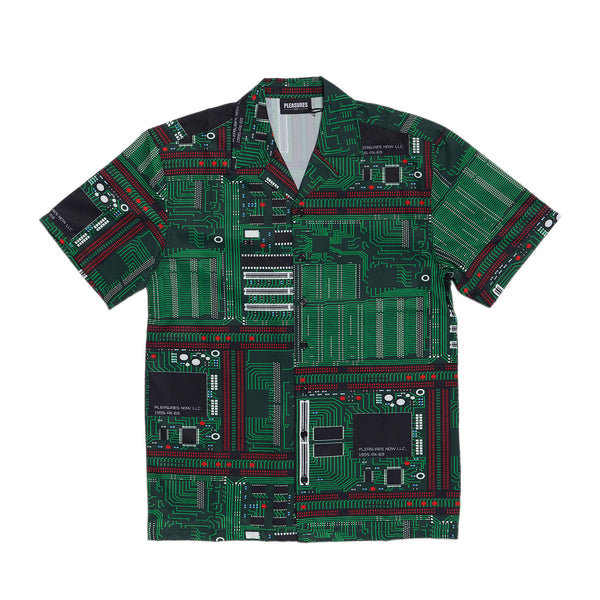 Pleasures Motherboard Shirt