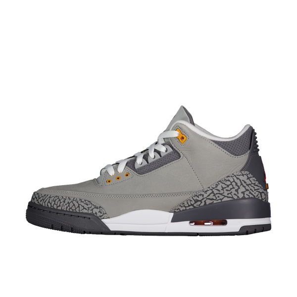 Air Jordan 3 Retro GS 'Cool Grey'