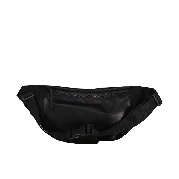 Faux Leather Waist Bag