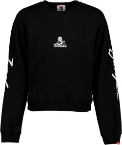 Jungles Logo Smash Fleece Crewneck