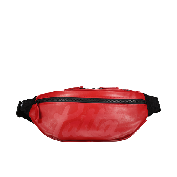 Faux Leather Waistbag
