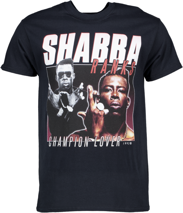 Homage SHABBA RANKS Tee