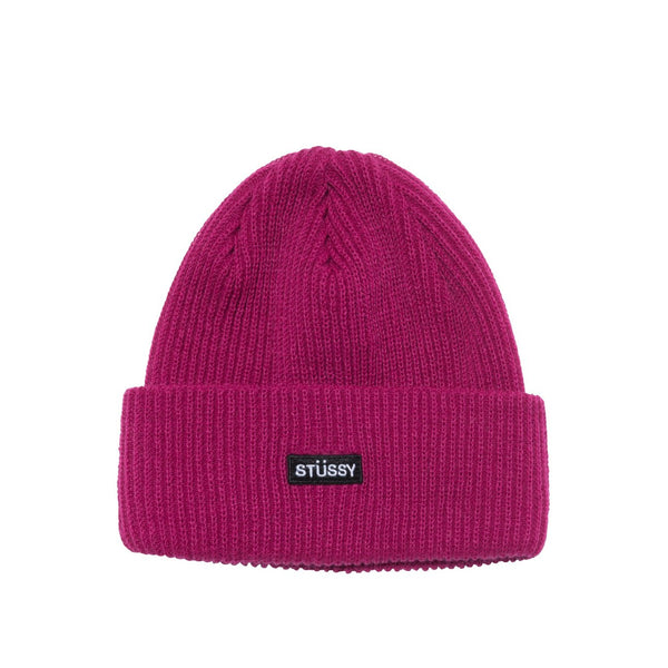 Stussy Deluxe PATCH CUFF BEANIE