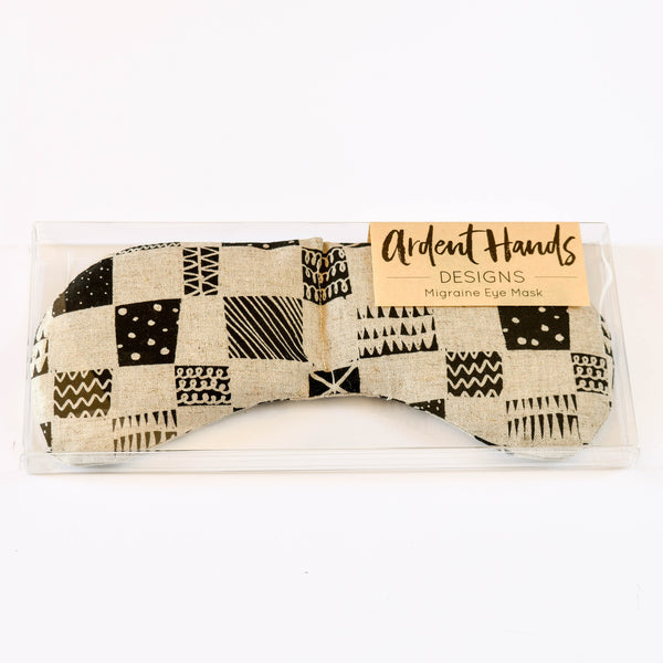 Migraine Relief Eye Mask - Swatch