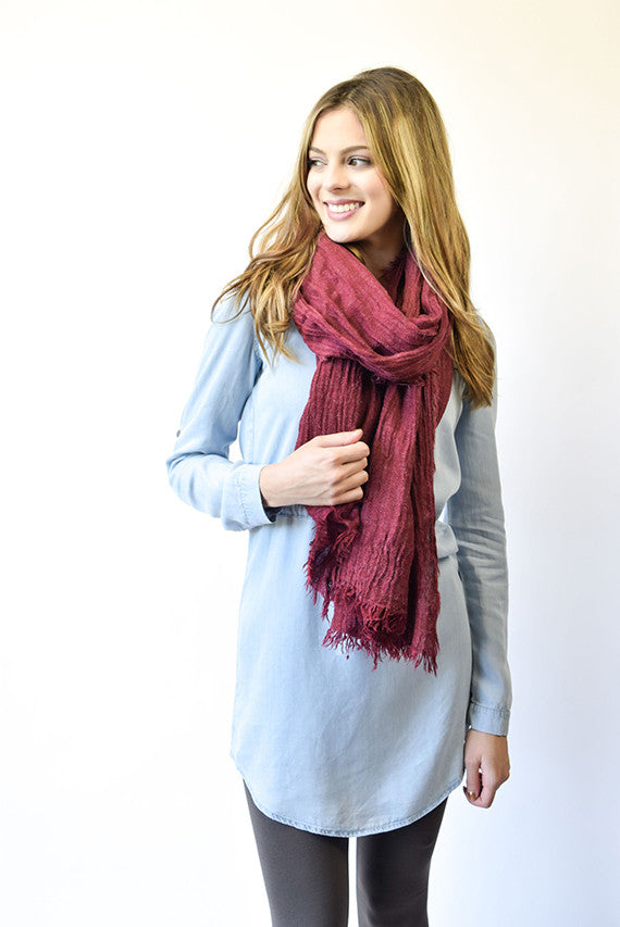 Fall Festivities Scarf- 3 colors
