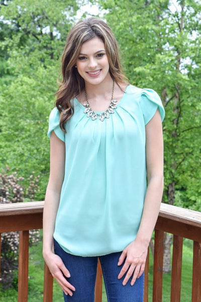Alivia Blouse | Many Colors