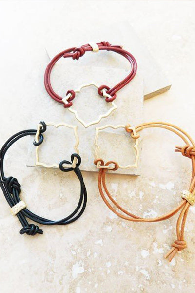 Adjustable Moroccan Bracelets | 3 Colors