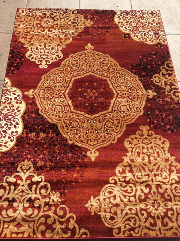 Red ***** Need Info ***** Area Rug Made in Turkey - Intl. Rug Depot