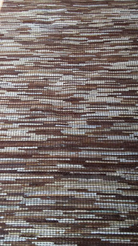 Brown Hair-on Cow Skin Area Rug Made in India - Intl. Rug Depot