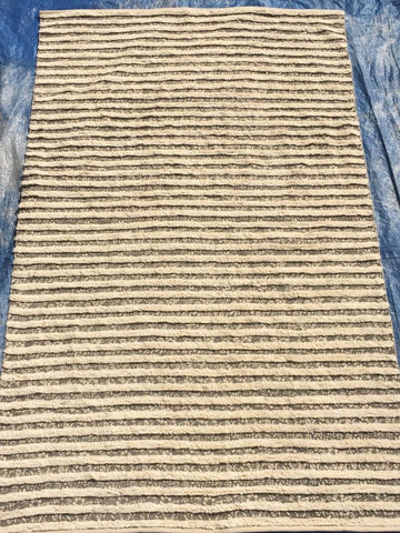 Cream Cotton Area Rug Made in India - Intl. Rug Depot