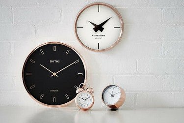 smiths clocks